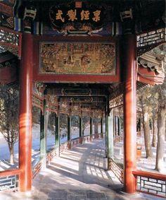 Yiheyuan - Summer Palace Beijing