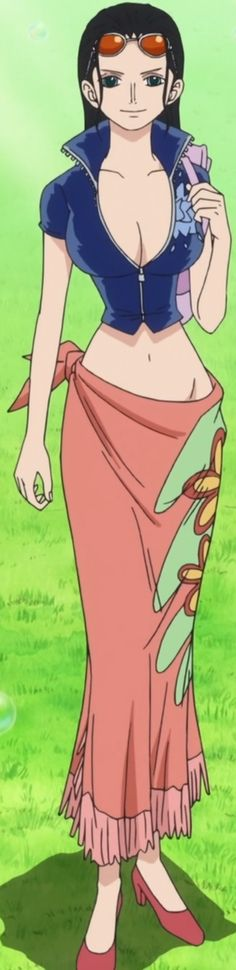 Nico Robin(One Piece)