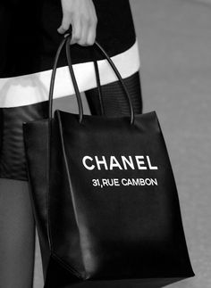Chanel shoping day!