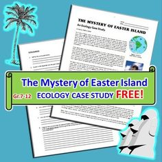 the lesson of easter island 23 the lessons of easter island development depends on the environment the example of easter island, whilst tragic, is useful for illustrating several key points.
