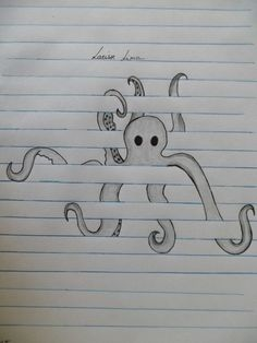 Octopus. By (Raily Lima)