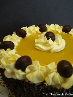 The Dutch Table: Paastaart (Dutch Easter Cake) Typical Dutch Food, Easter Cake, Easter Food, Yellow Food Coloring, Dutch Recipes, Easter Chocolate, Easter Recipes, Easter Ideas, Something Sweet