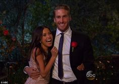 She said 'yes'! Bachelorette Kaitlyn Bristowe accepted Shawn Booth''s marriage proposal and his sparkly diamond engagement ring on the show's exciting season finale on Monday