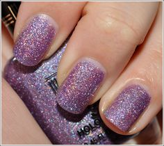 Milani Holographic Nail Lacquer Hi-Res