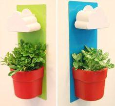 Rain Cloud Pot