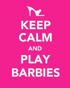 Oh yeah I loved my Barbies had everything! And an entire bedroom for mine!!!!:)
