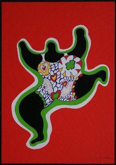 Niki de Saint Phalle : Nana Power, 1970