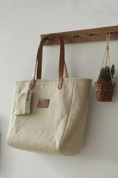 Lovely handmade purse for summer
