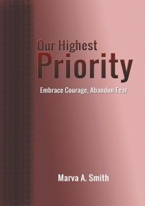"""Congrats Marva A. Smith on the release of """"Our Highest Priority"""" #newreleases"""