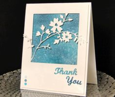 A Sprig of Thanks by jasonw1 - Cards and Paper Crafts at Splitcoaststampers