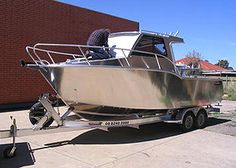 1000+ images about Aluminum Fabrication on Pinterest | Aluminium boats, Tool box and Trailers