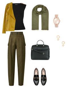 Designer Clothes, Shoes & Bags for Women Pierre Balmain, Brunello Cucinelli, Furla, Tom Ford, River Island, Michael Kors, Shoe Bag, Polyvore, Stuff To Buy