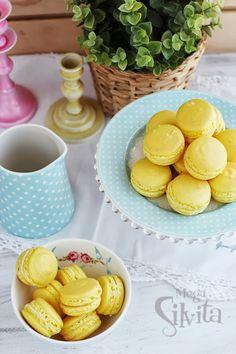 El blog de Megasilvita.com: Macarons de limón