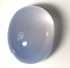 Fabulous Blue Chalcedony gem Cabochon – No reserve ~ - Grillen Ideen Gems And Minerals, Crystals Minerals, Crystals And Gemstones, Stones And Crystals, Crystal Aesthetic, Blue Aesthetic, Anime Girl Drawings, Blue Chalcedony, Krystal