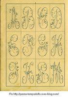 Free Easy Cross, Pattern Maker, PCStitch Charts + Free Historic Old Pattern Books: Sajou No 345