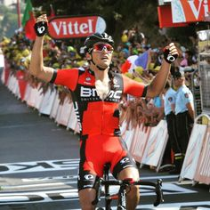 TDF 2015 Greg Van Avermaet  wins the 13th stage.