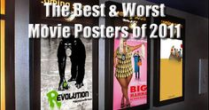The Best & Worst Movie Posters of 2011