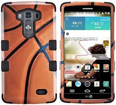 myLife Burnt Orange + Carbon Black {Basketball Design} Dual Layered 3 Piece Case for the LG G3 Smartphone (2 Piece Outer Rubberized Snap On Protector Shell + Internal Silicone SECURE-Grip Bumper Gel) myLife Brand Products http://www.amazon.com/dp/B00ODEIFHY/ref=cm_sw_r_pi_dp_Qtauub0E2YT6R