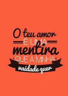 E...adoro um amor inventado :)