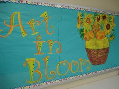 Art Bulletin Boards