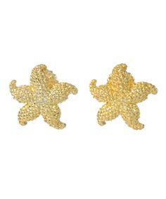 M. Flynn Starfish Earrings #maxandchloe