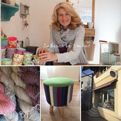 Interview, Monat, Html, Proud Of You, Wool, Creative, Cast On Knitting, Woman