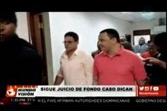 Continúa juicio de fondo contra los ex miembros del DICAN