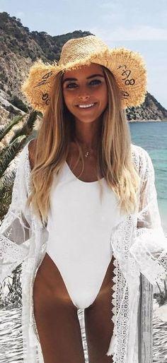 , summer bikini , Loren Sexy Beach Cover Up – Posh Fashion Girls Source by Foto Fashion, Girl Fashion, 90s Fashion, Fashion Women, Fashion Online, Fashion Dresses, Fashion Trends, Look Boho, Trendy Swimwear