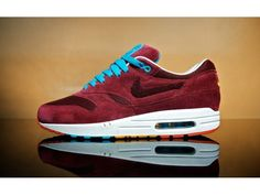 LOOKING FOR Nike x Patta x Parra - Air Max 1 Cherrywood Burgundy US7,5/8 (#194405) from Bengusneaks at KLEKT