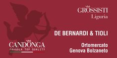 Chef, barman, gelatieri, pasticceri, pizzaioli e fruttivendoli! Ecco dove acquistare l'originale Candonga Fragola Top Quality. http://www.candonga.it/grossisti/ #candonga #fragola #top_quality — presso Via Sardorella, 10 R 16162 Genova (GE).