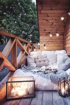 autumn interior decor, cozy interior, fall interior What's Decoration? Decoration could be the art of decorating the inside and … Small Balcony Design, Small Balcony Decor, Terrace Design, Small Terrace, Patio Design, Garden Design, Small Patio, Home Design, Design Loft