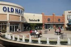 this is the tanger outlets. its a mega mall with over 30 world renowed shops such as, calvin klein, aeropostale, nautica, old navy, guess, nike, foot locker. and much, much more.