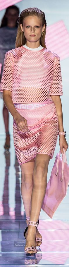Versace.Spring 2015.
