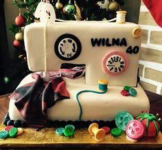 Cake - machine