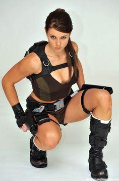 Tomb Raider Chronicles Alison Carroll
