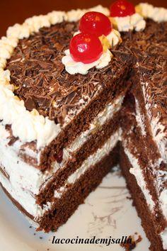 Diet Recipes, Cake Recipes, Gluten Free Desserts, Flan, Crepes, Chocolate Cake, Tiramisu, Fondant, Food And Drink