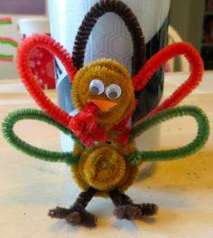 10 Thanksgiving Crafts