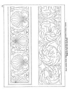 Ornamental details of the Italian Renaissance 1920 - Arthur Blakeslee