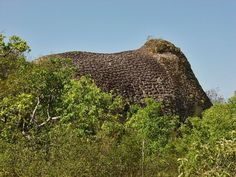As sete cidades de pedra do PI - Mochila Brasil-ELEFANTE