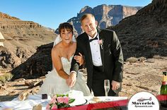 Let the Grand Canyon Sunset be part of your wedding memories. #GrandCanyon