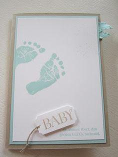 paperqueen: Babykarten...