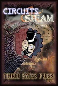 Dani J Caile - quirky, yet sardonic: 'Circuits & Steam' available for 1 week!