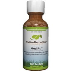 MediAc™ - Natural Acne Remedy to Help Prevent Blackheads & Pimples