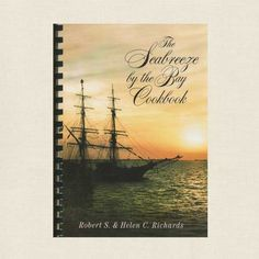 The Seabreeze by the Bay Cookbook - Historic Restaurant Tampa, Florida at CookbookVillage.com
