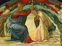 Filippino Lippi - The Coronation of the Virgin (detail) - WGA13070.jpg