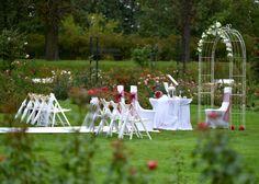 Forst Lausitz, Hochzeit im Ostdeutschen Rosengarten