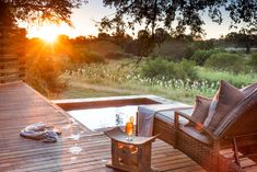 Dulini River – Dulini Outdoor Sofa, Outdoor Furniture Sets, Outdoor Decor, River Lodge, Victorian Cottage, Lodges, Gray Interior, Sun Lounger, Habitats