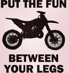 I need a dirt bike to call me own. This seriously is what a dirt bike is though haha(: Motocross Quotes, Dirt Bike Quotes, Biker Quotes, Motorcycle Quotes, Girl Motorcycle, Motocross Gear, Dirt Bike Room, Dirt Bike Girl, Moto Off Road