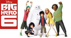 Big Hero 6 - Cerita, Sinopsis dan Review film animasi terbaru disney