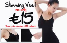 Calorie Burning Vest | Fifideals blog